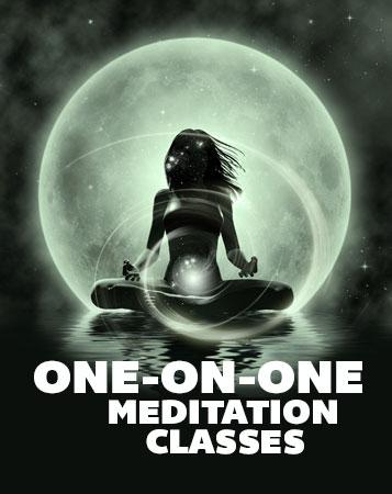 one-on-one meditation classes
