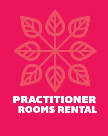 practitioner room rental