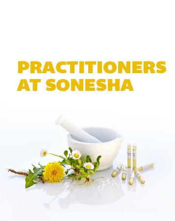 practitioners at sonesha