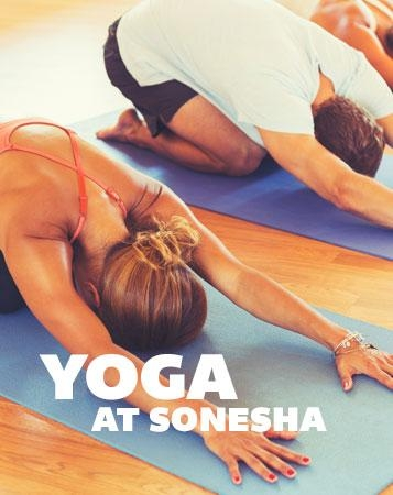 Yoga at Sonesha