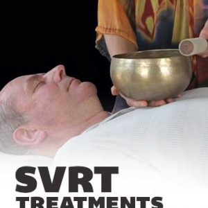 Sound Vibrational Resonance Therapy treatments