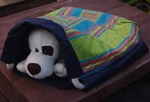 Kosy Kennel Sleeping Bag for Pets
