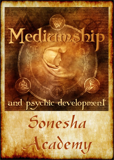 SONESHA ACADEMY MEDIUMSHIP AND PSYCHIC DEVELOPMENT